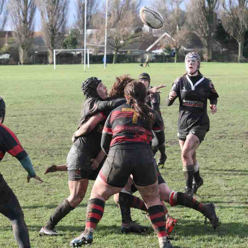 Owls vs Wymondham Wasps 05 03 17