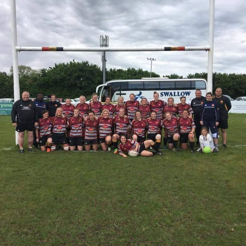 Somerset Ladies 17 - Essex Ladies 43