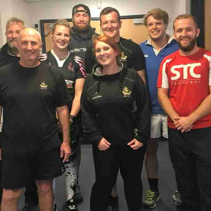 H&D RUFC now have ten level 2 coaches :) !