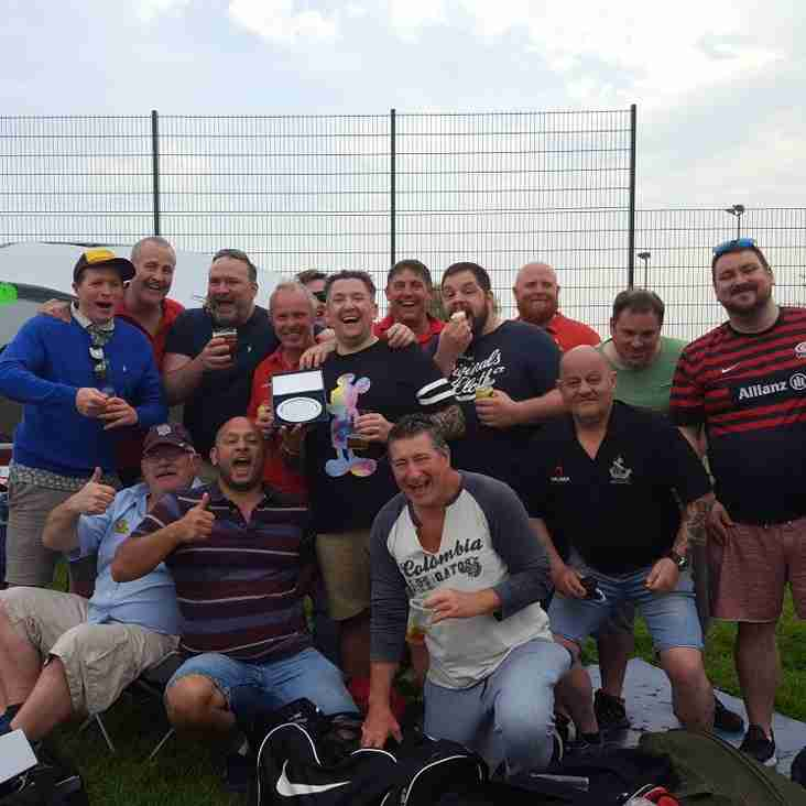 H&D Vets run out for the first time