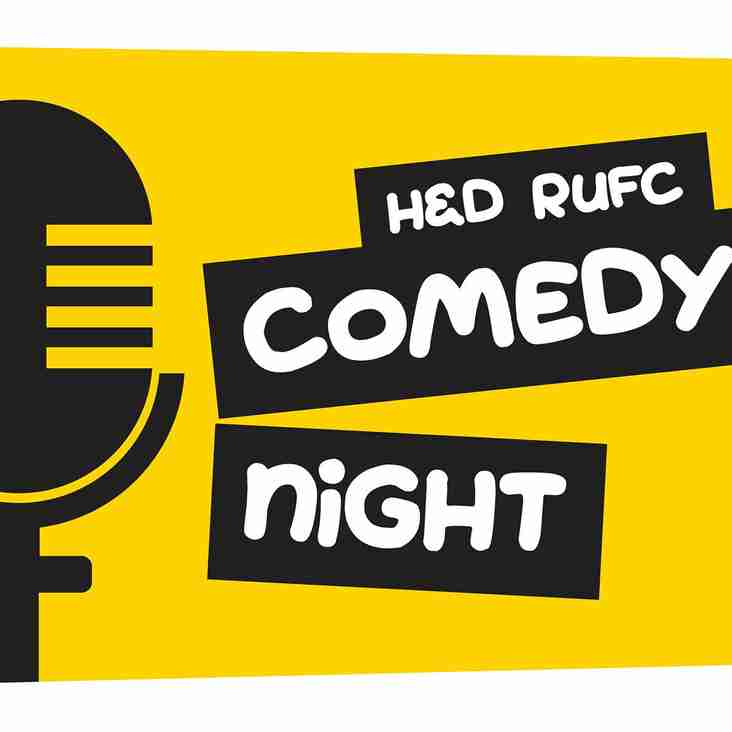 Comedy Night - Thurs 31st Jan