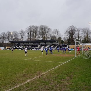 Magpies snowed in during Barrow defeat