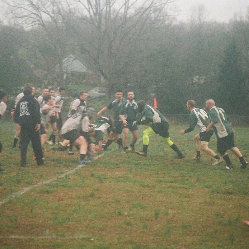 Men 15's beat Blacksburg RFC 19 - 7