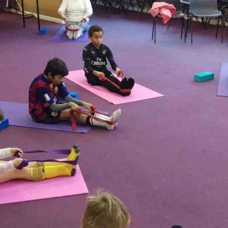 Yoga with Beth  12th November 2016