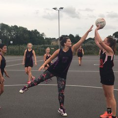 A team match against Abingdon Eagles