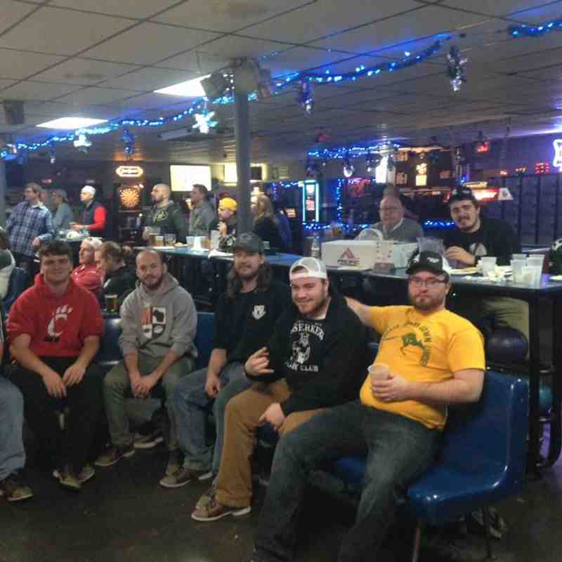 Bowling Fundraiser 12-10-17