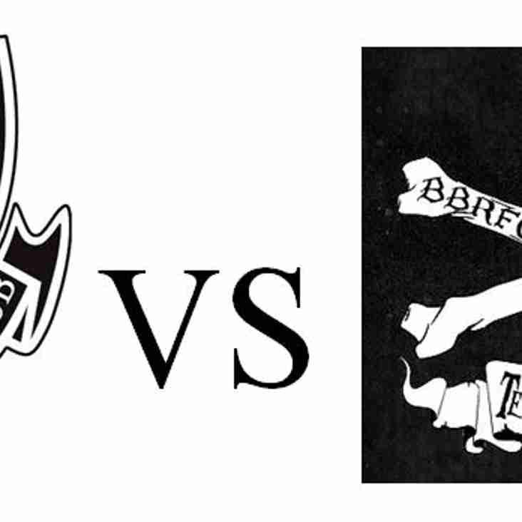 MRFC vs Black and Blue Saturday!