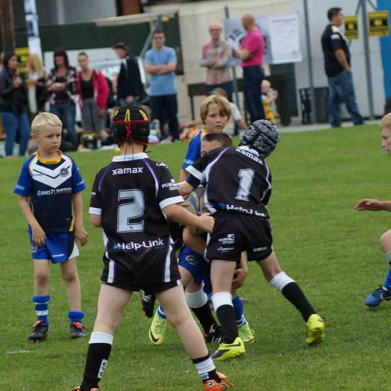 Primary Rugby League - Castleford Tigers - 11 July 2014