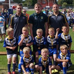 Primary Rugby League - Castleford Tigers Community Gala - 5 July 2014