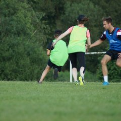 Touch Rugby League - Netherthorpe School - 01 July 2014