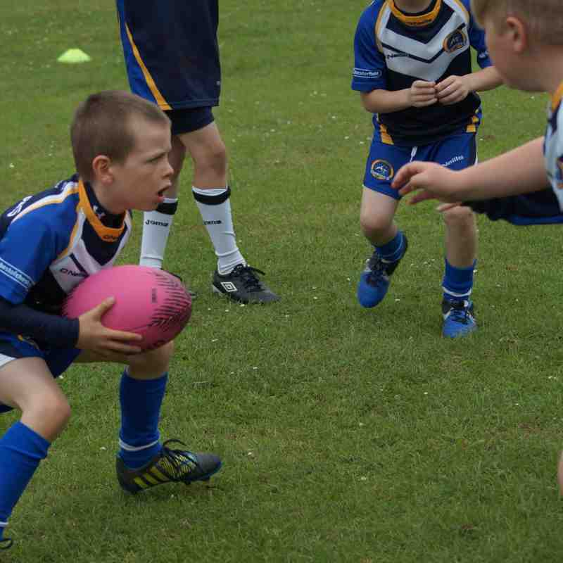 Immingham Festival - Primary Rugby League - 28 June 2014