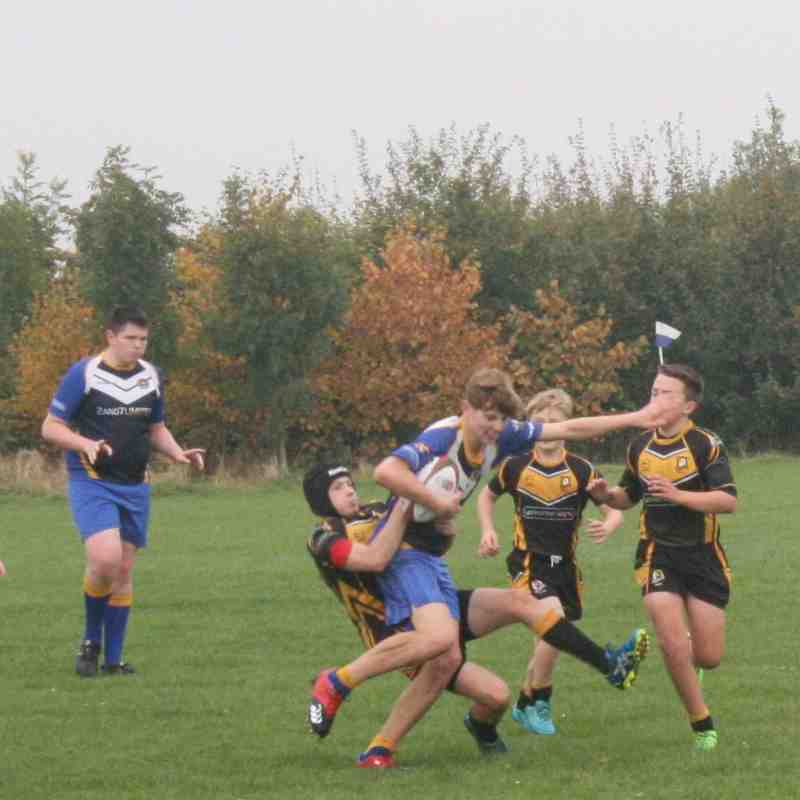 Under 13s v Beeston Broncos - 15 October 2016