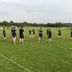 Under 14s - Training Snaps
