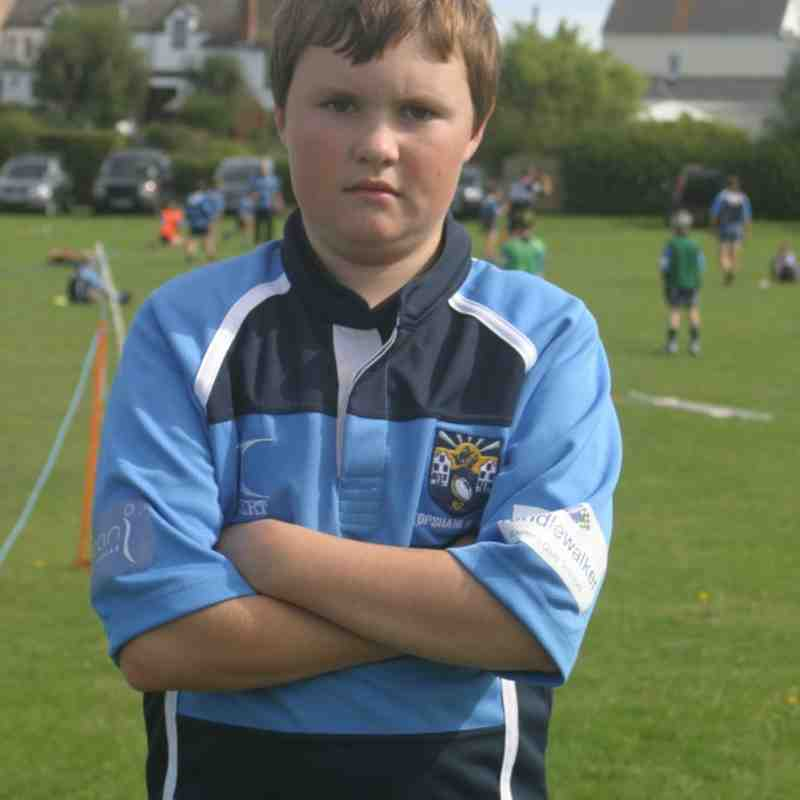 u13s Player Profiles 2011/12