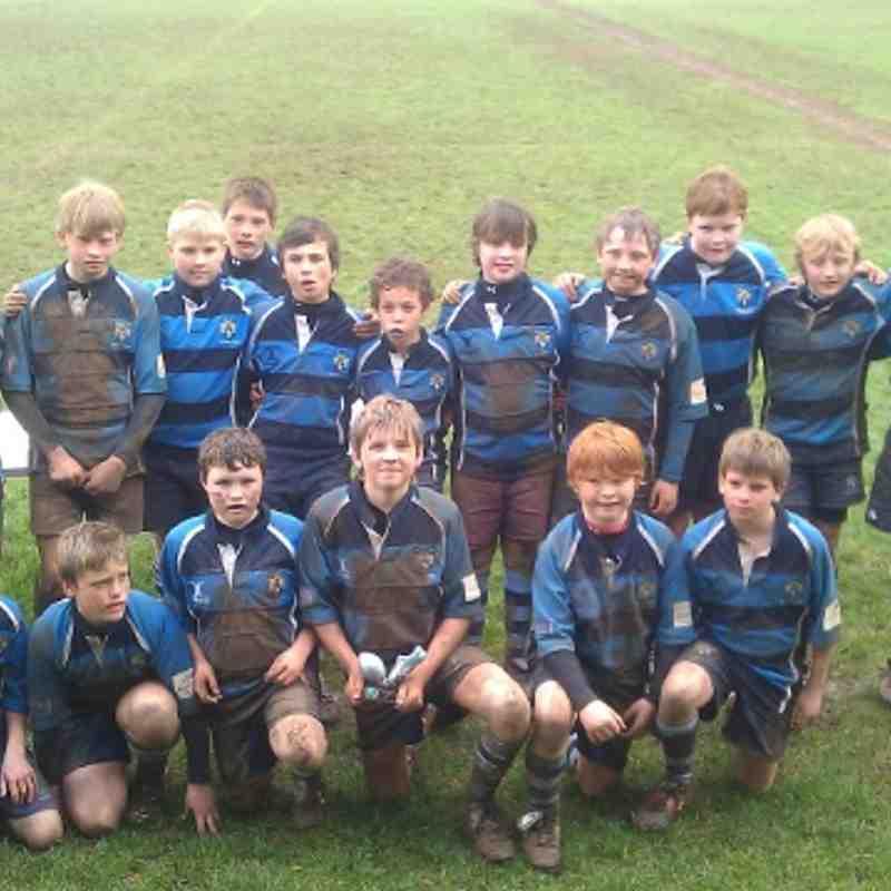 u12 Devon Champions 2010/11