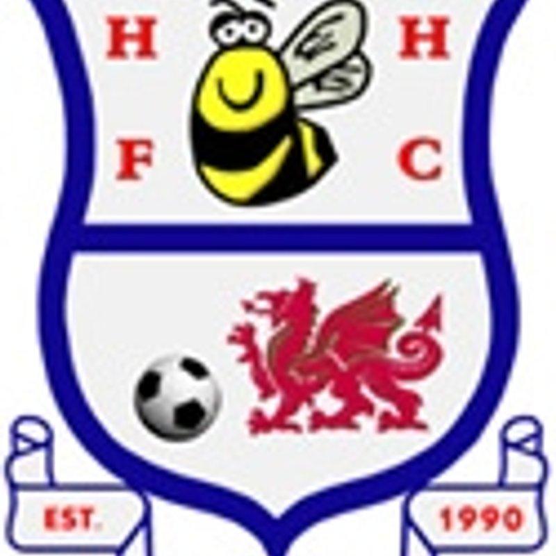 Preview : Holyhead Hotspur v Flint, Sat 18th Nov, 2-30pm