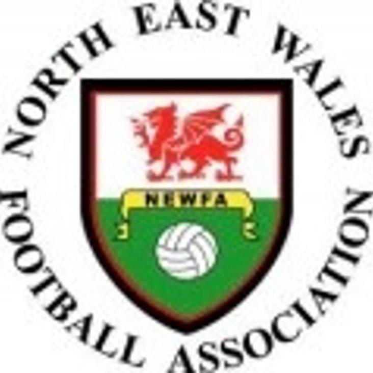 NEWFA Cup date confirmed<