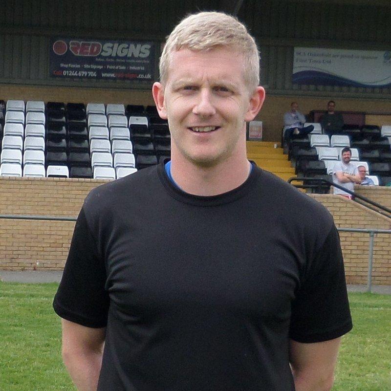 Ben Jones leaves for Mold Alex