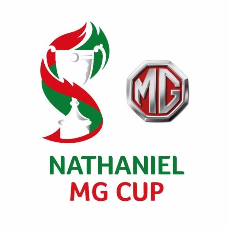 Nathaniel MG Cup draw
