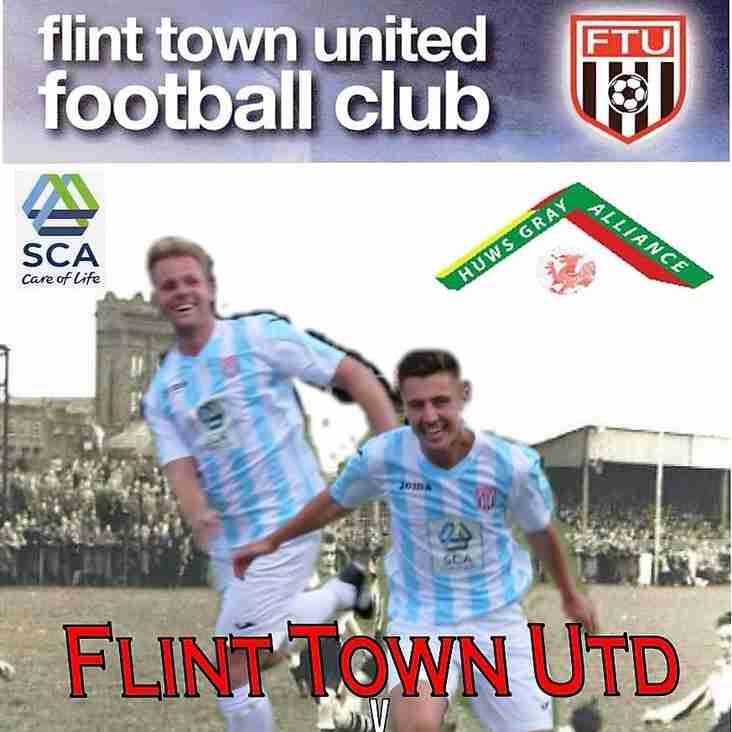 Flint v Llanfair E-Programme Now Available