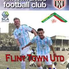 Flint vs Llanfair E-Programme now available