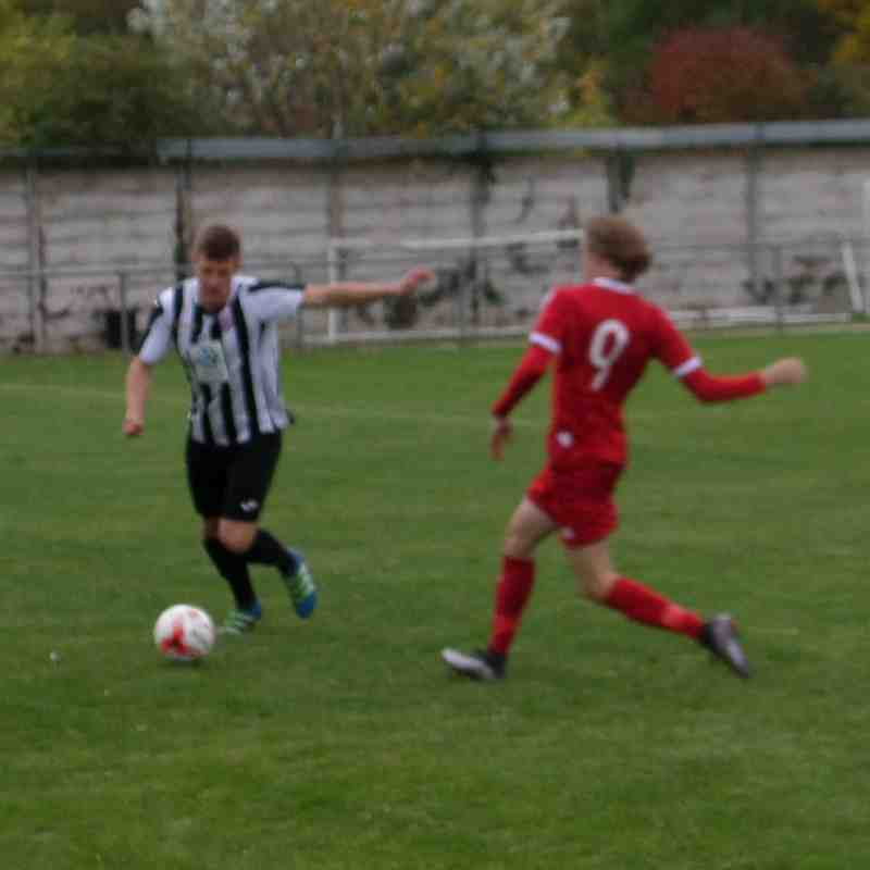 1ST TEAM v Denbigh Town - Sat 22 Oct 2016