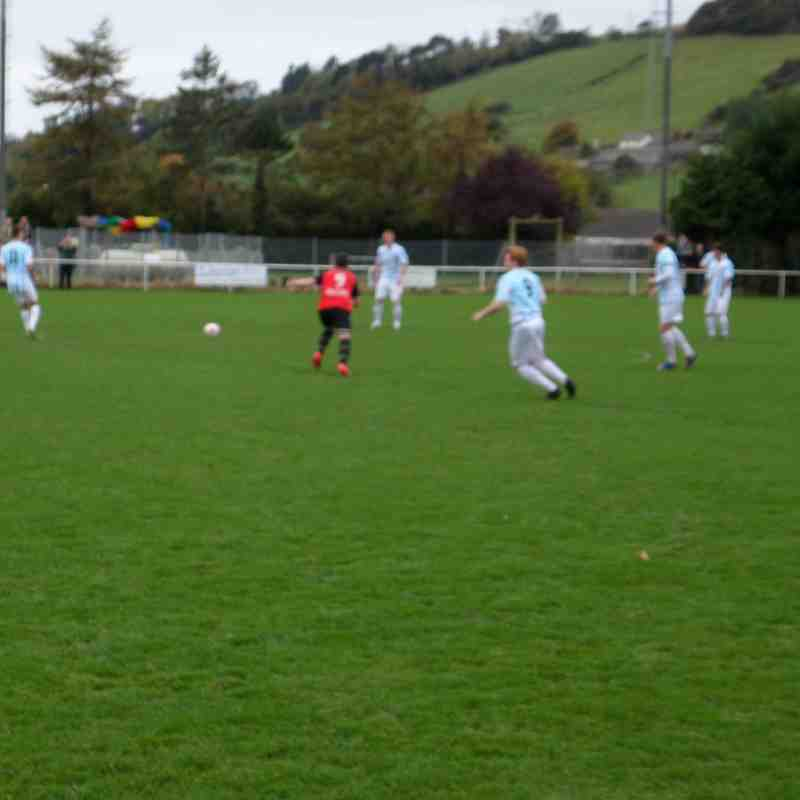 1ST TEAM v Penrhyncoch - Sat 29 Oct 2016