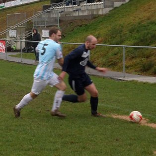 Flint pegged back 3 times by battling Llanfair