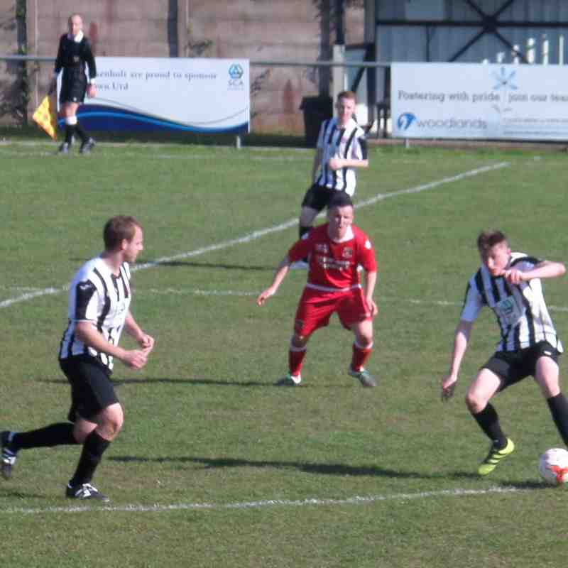 Flint v Gresford, Sat 8th April 2017