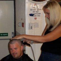 Charity Headshave