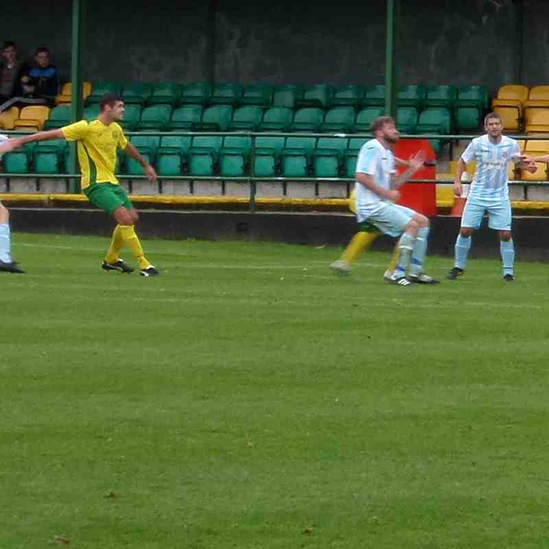 Caernarfon v Flint, Sat 16th Sept, 2018