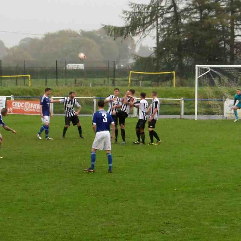 Caersws (A), Sat 30th Sept 2017