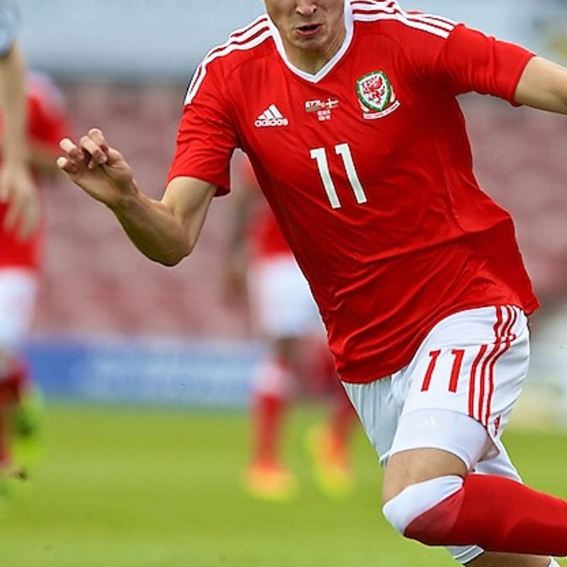 Panama game sees Ryan Hedges obtain his first senior Welsh cap