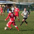 Gresford inflict third straight defeat on Flint