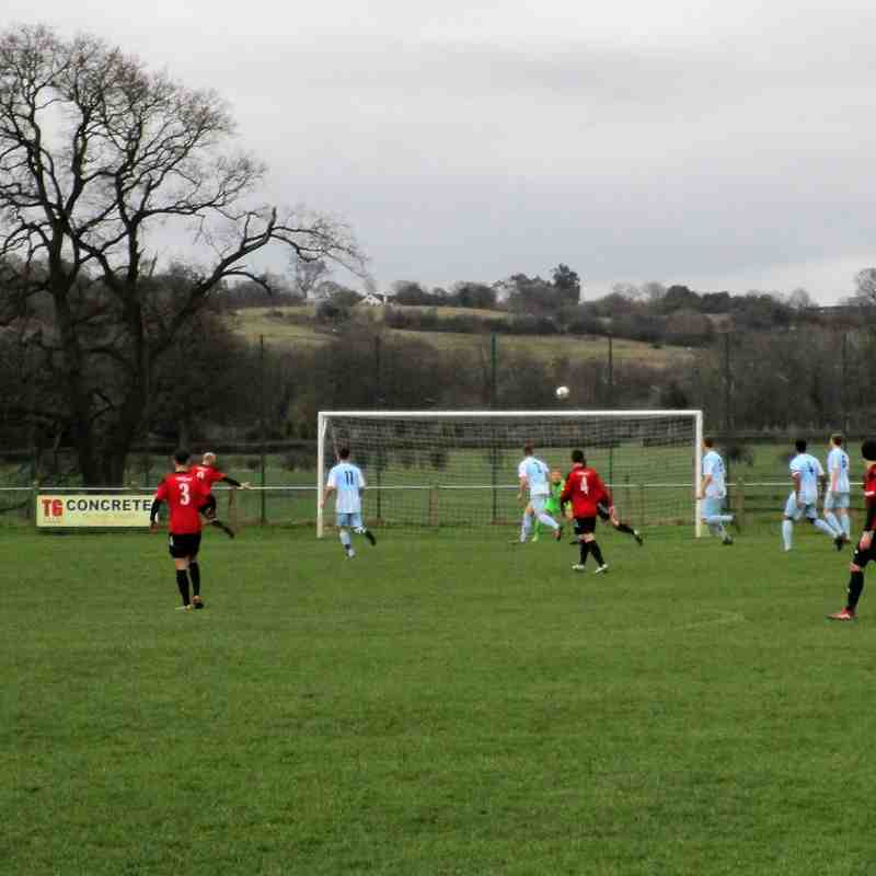 Guilsfield (Away), 3rd February 2018
