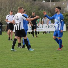 Holyhead (League Cup Semi Final)