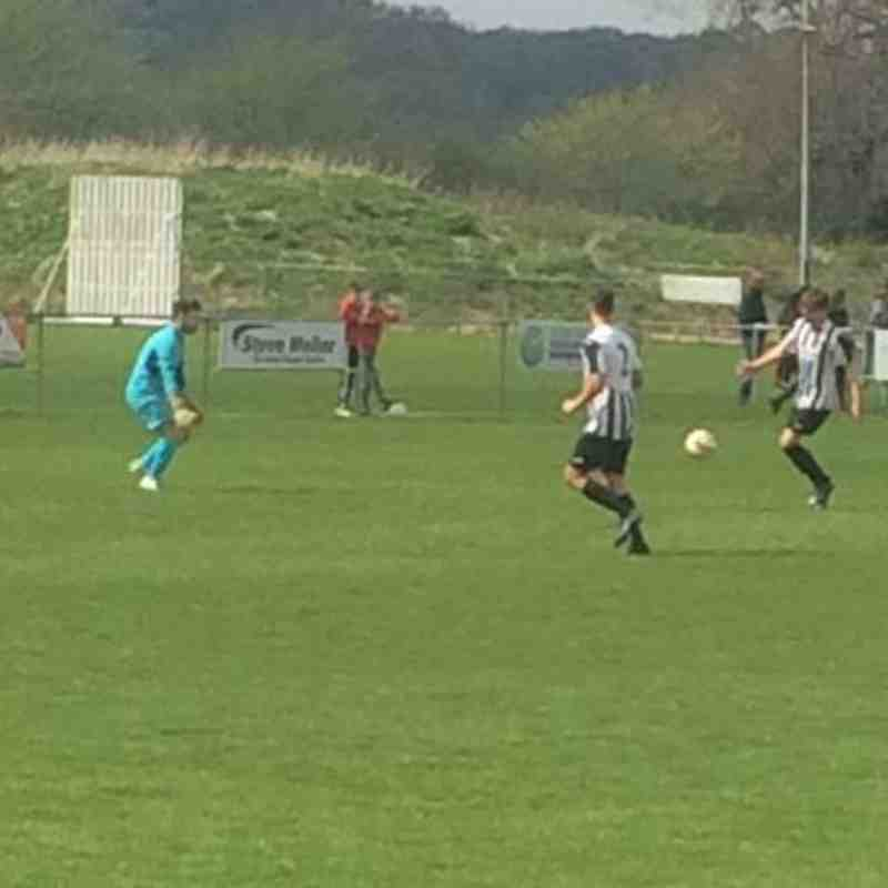 Ruthin Town (A), 28th April 2018