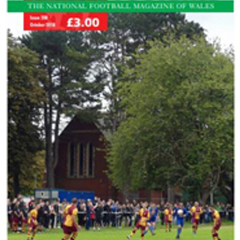 Welsh Football Magazine - October Issue