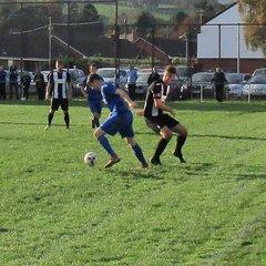 Llanrhaeadr (Welsh Cup) 20th Oct 2018