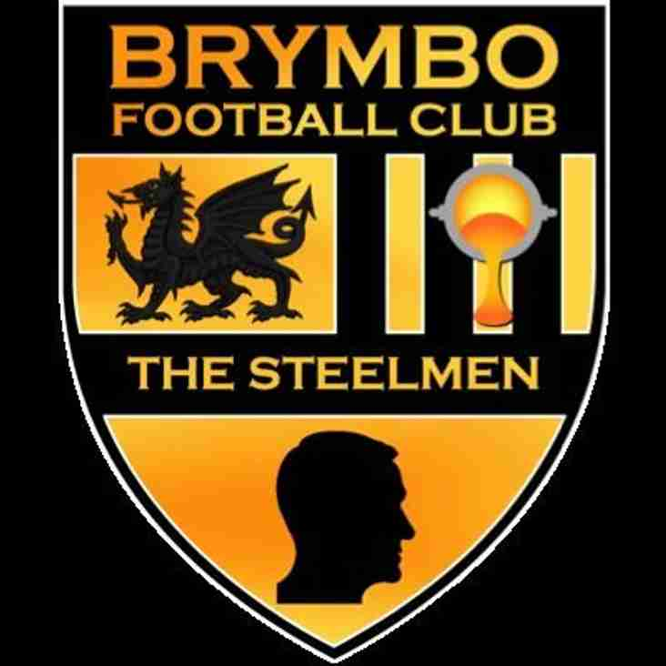 NEWFA Cup tie with Brymbo - further date change