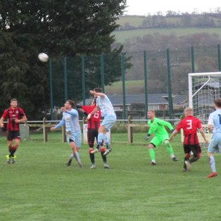 Guils give Flint a Welsh Cup wake up call
