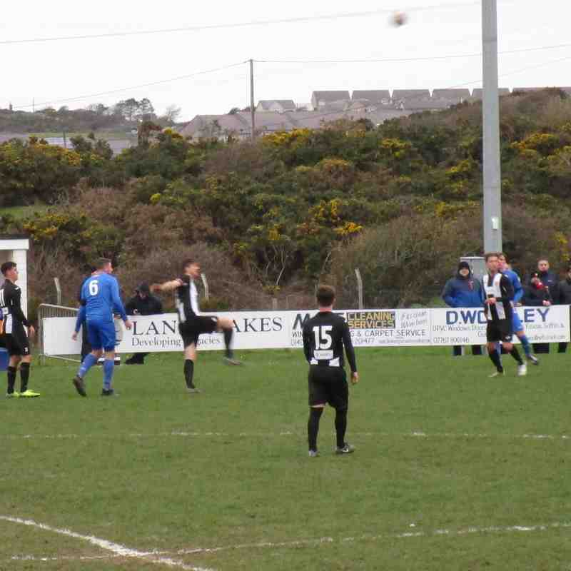 Holyhead Hotspur - 5th Jan 2019