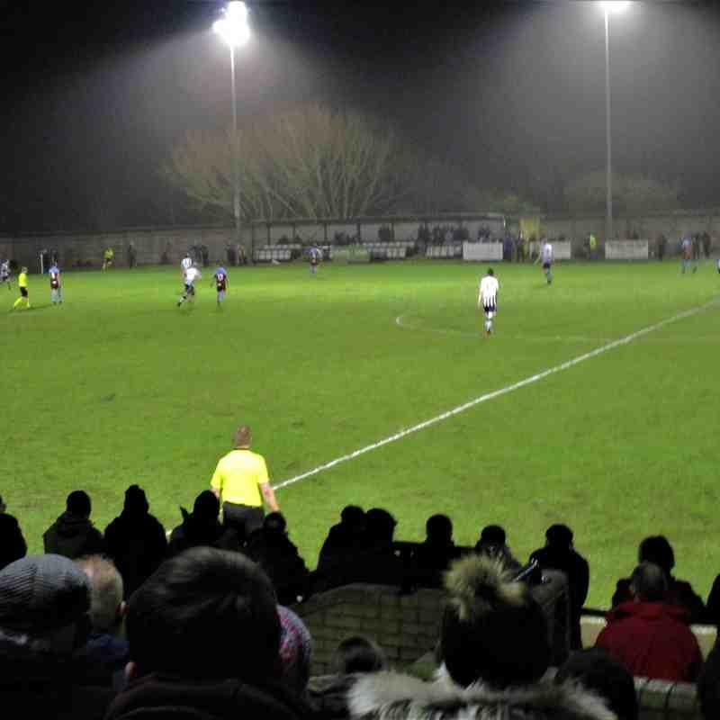Colwyn Bay (Welsh Cup) 24/01/20