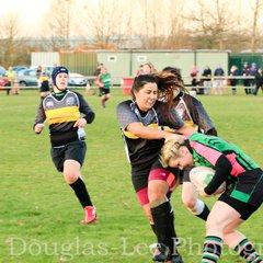 Devizes Ladies v Westbury Ladies 4.12.16