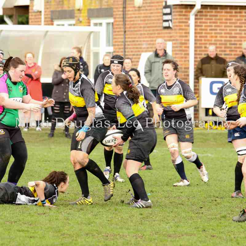 Devizes Ladies v Westbury 26.2.17