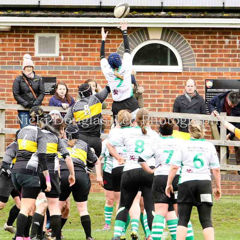 Devizes Ladies v Chew Valley 18.3.17