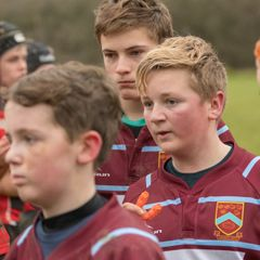 Crawley RFC U13's vs Haywards Heath RFC U13's