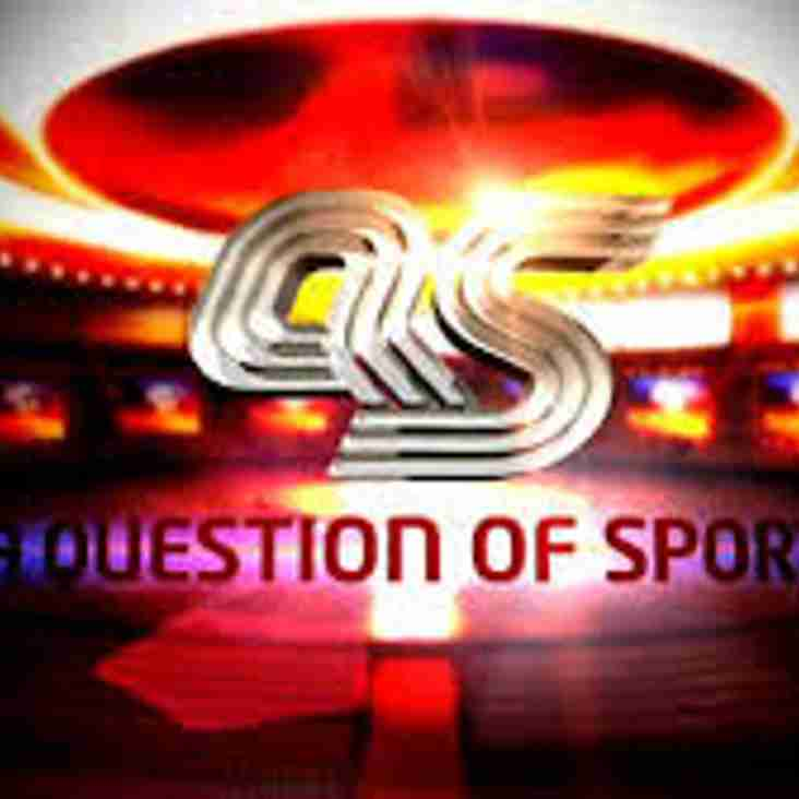 A Question of Sport with John Docherty
