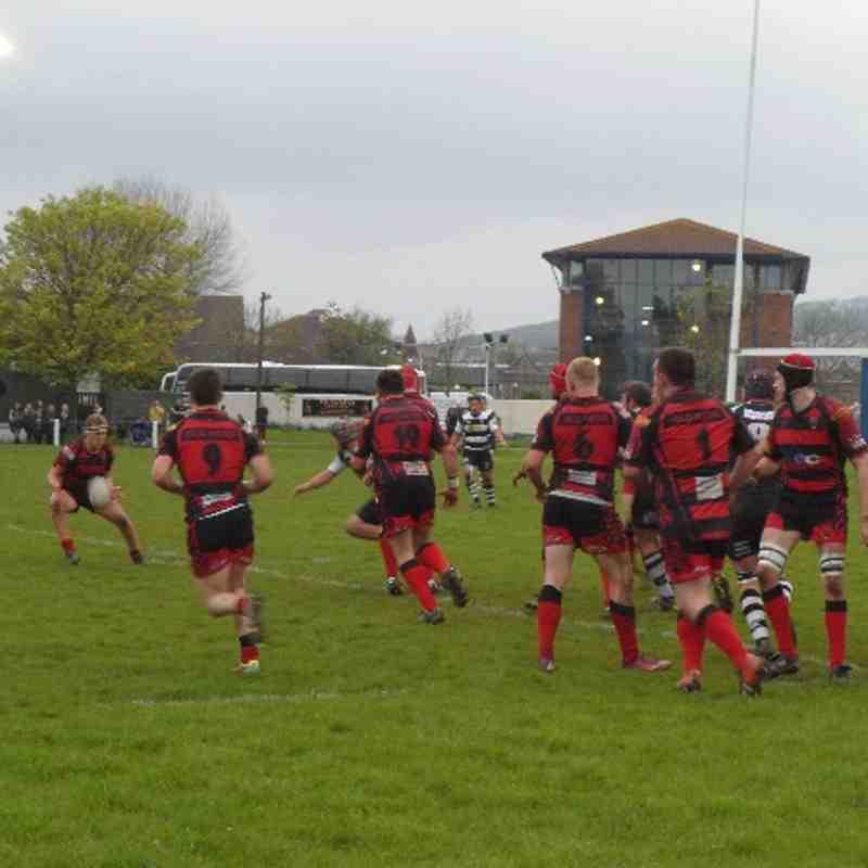 North Petherton Somerset Cup Final