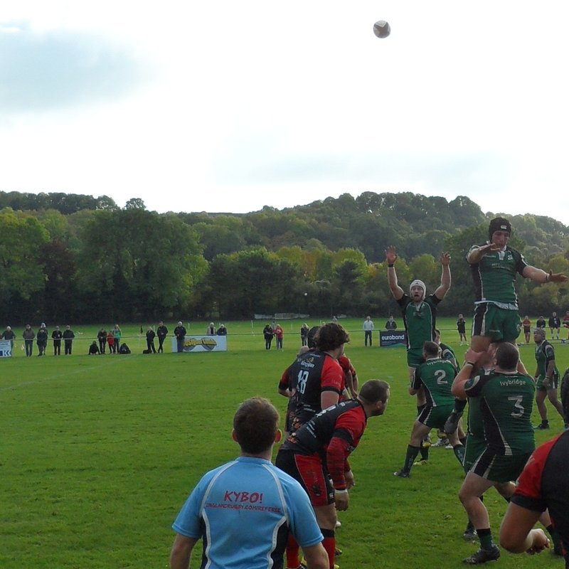 Reds beat Ivybridge with second half blitz